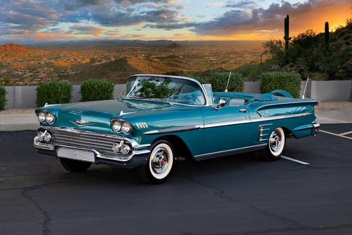 Chevy Impala, Classic Car Restoration