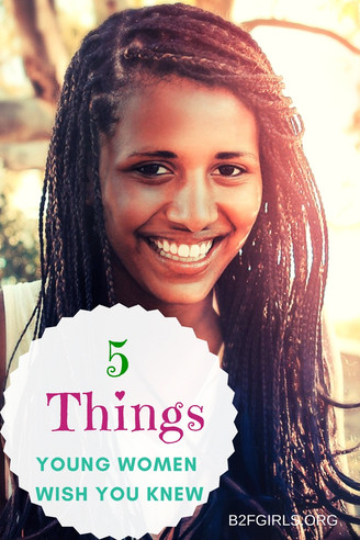 5 Things Young Women Wish You Knew