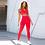 Thumbnail: 2PCS  Hyperflex Seamless Yoga Set Sportswear Sports Bra+Leggings Fitness Pants