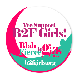 support Formidable Girls badge