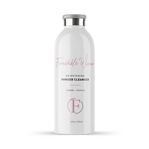 FW Brightening Powder Cleanser