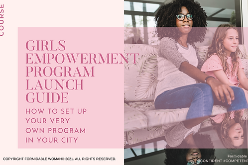 FW How to Launch a Girls Program Downloadable