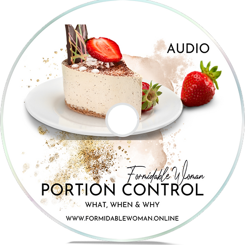 Audio Portion Control