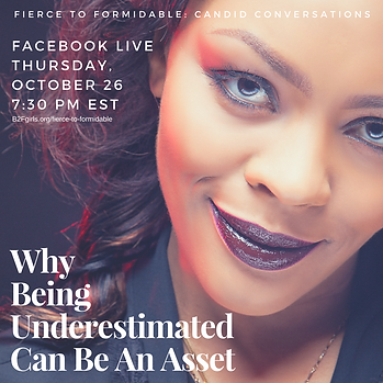 Candid Conversations with Dr. Shekina Farr Moore