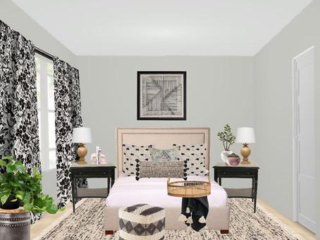 Bohemian Bedroom Vibes