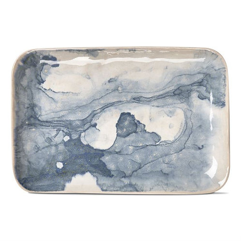 Watercolor Platter