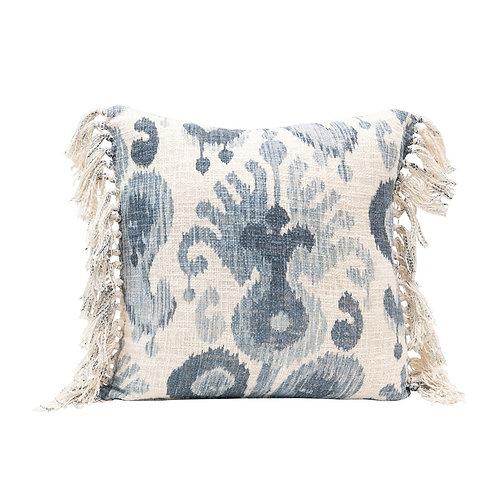Ikat Stone Pillow