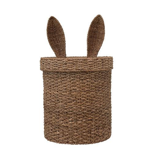 Seagrass Bunny Basket