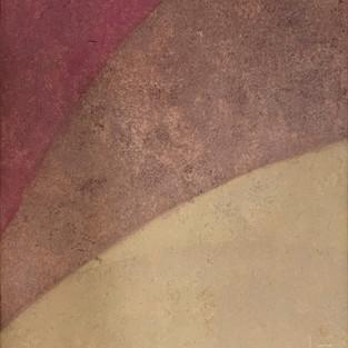 Redvalley-Jupiter, 20 x 15 cm, Koreanisches Pigment auf Maulbeerbaumpapier, 2021