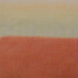 R-Grass, 130 x 185 cm,Koreanisches Pigment auf Maulbeerbaumpapier,  2012