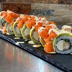 73. Sake Acevichado Roll
