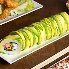 -15. ebi tempura roll