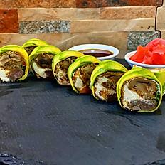 L. Meat Champi Oriental Roll