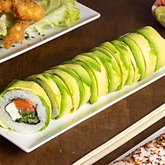-11. sake cheese roll
