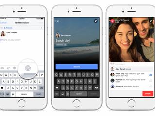 שידור וידאו חי בפייסבוק