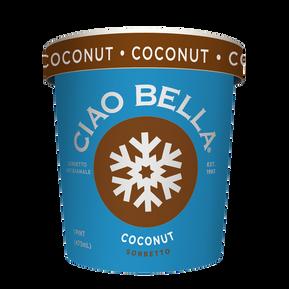 Ciao Bella Coconut Sorbetto