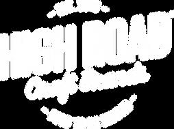 High Road Craft Brands 2019 Logo_White.p