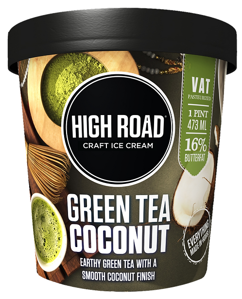 GREEN TEA COCONUT