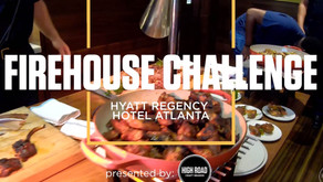 2019 Atlanta Firehouse Cooking Challenge and Ice Cream Lesson