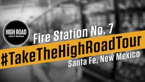 Take The High Road Tour: Santa Fe Fire Station No. 7