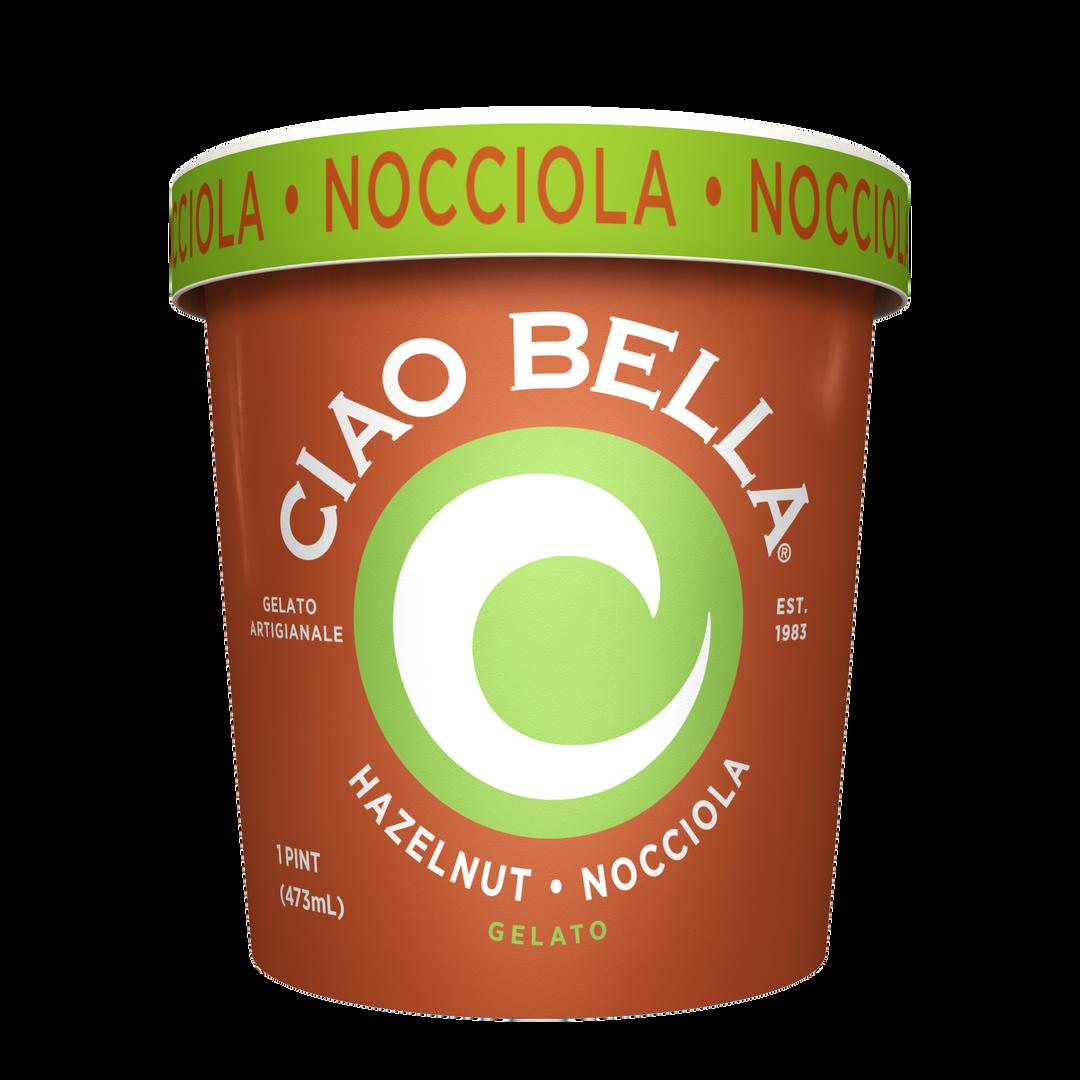 Ciao Bella Hazelnut Gelato