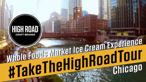 Take The High Road Tour: Chicago Whole Foods Market Ice Cream Experience!