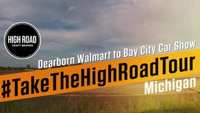 Take The High Road Tour: Dearborn to Bay City.