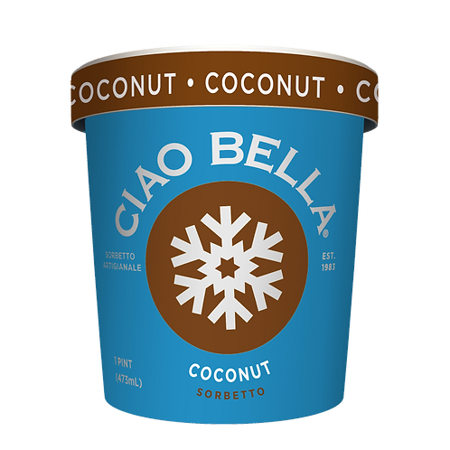 COCONUT SORBETTO