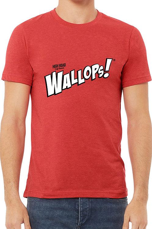 WALLOPS! Tee Shirt