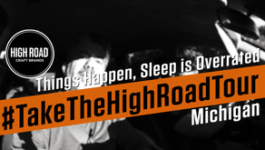 Take The High Road Tour: Things Happen and Sleep Is Overrated.