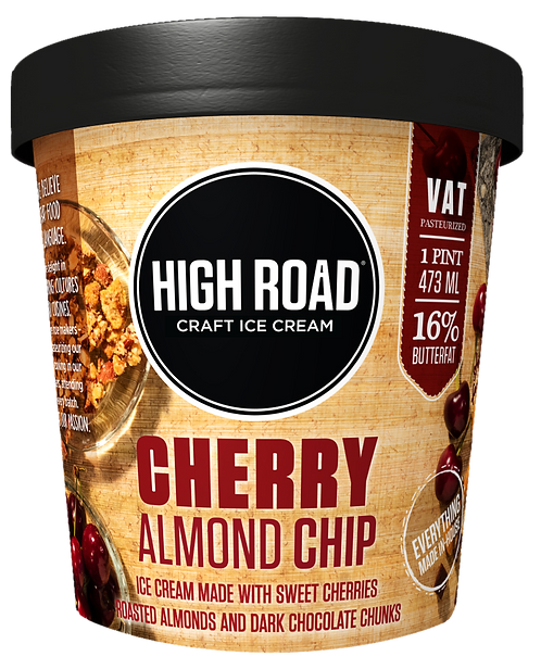 CHERRY ALMOND CHIP