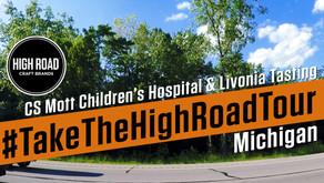 Take The High Road Tour: CS Mott Children's Hospital and Livonia Tasting