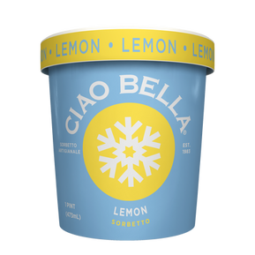 Ciao Bella Lemon Sorbetto