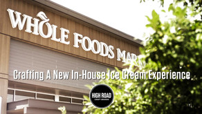Crafting a New In-Store Ice Cream Experience for Whole Foods Market