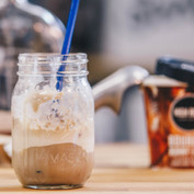 Bourbon Burnt Sugar Float