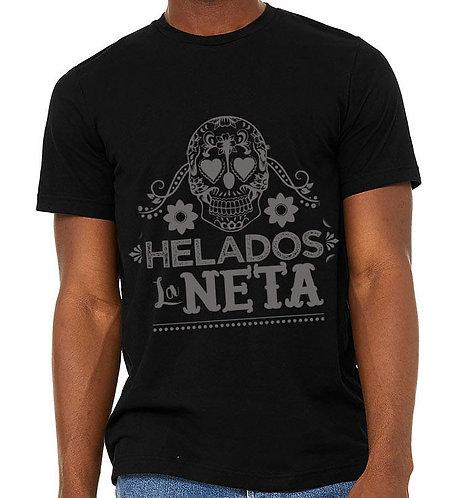 Soy La Neta Tee - Black