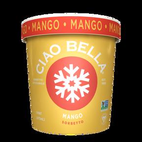 Ciao Bella Mango Sorbetto