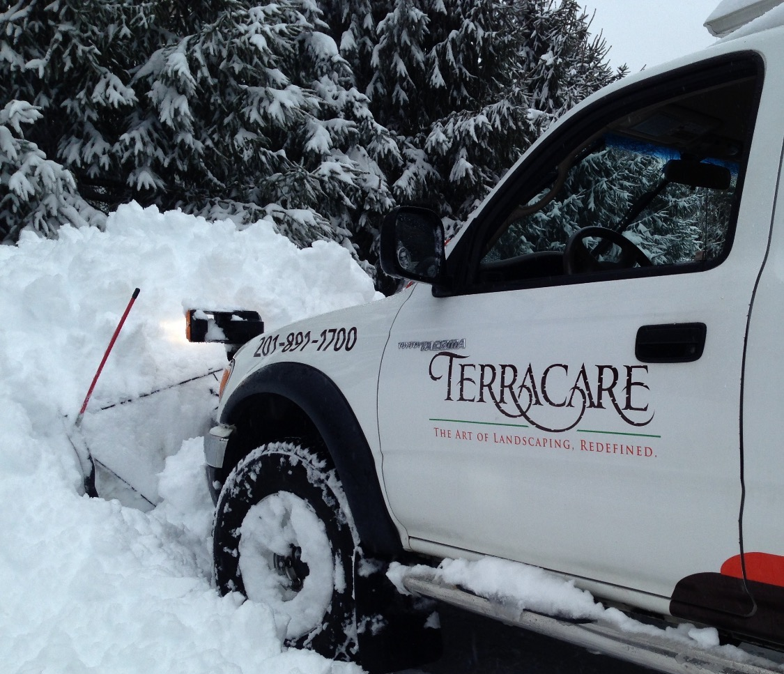 Residential Snow & Ice Management