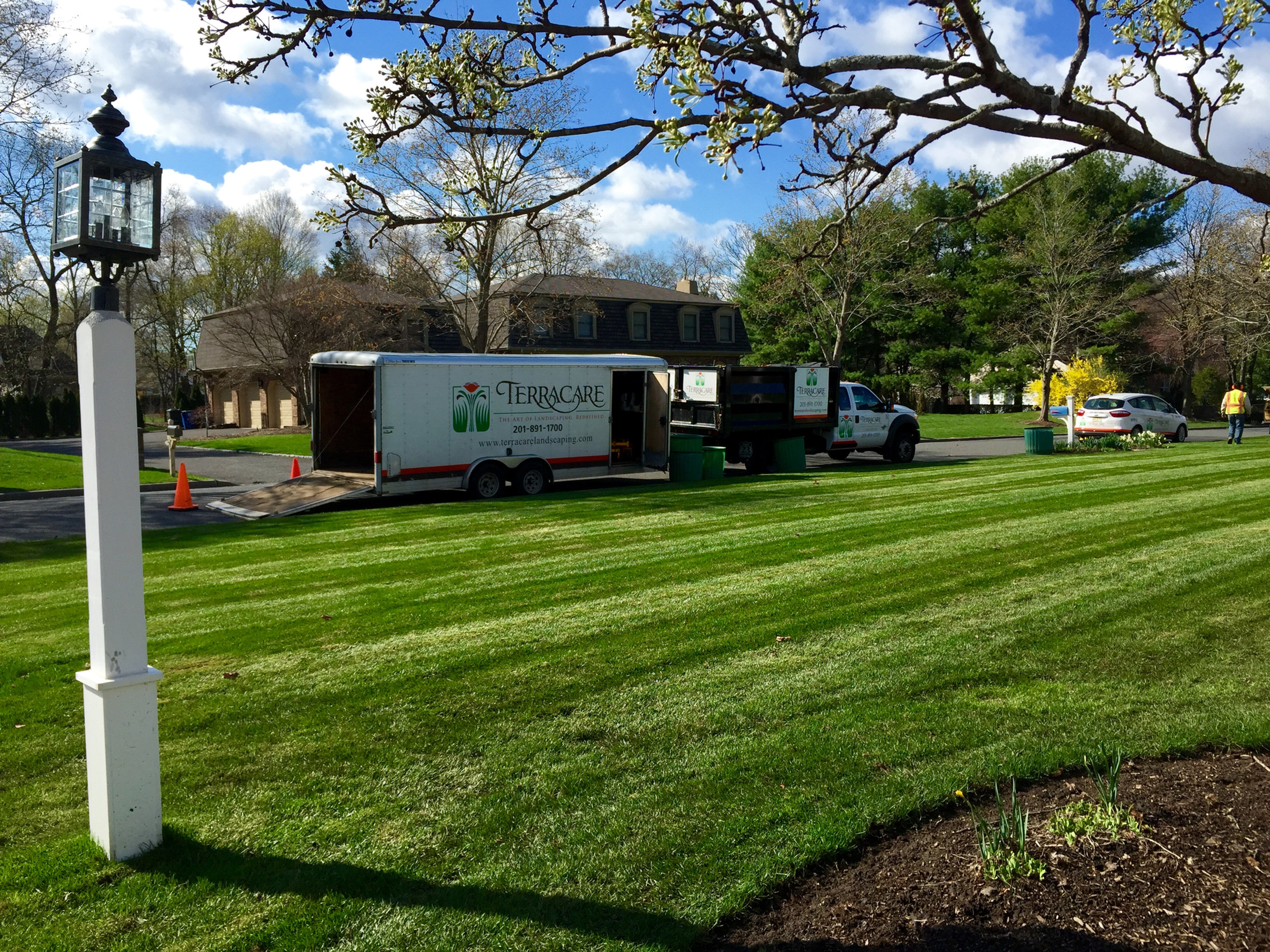 Lawn Maintenance Estimate