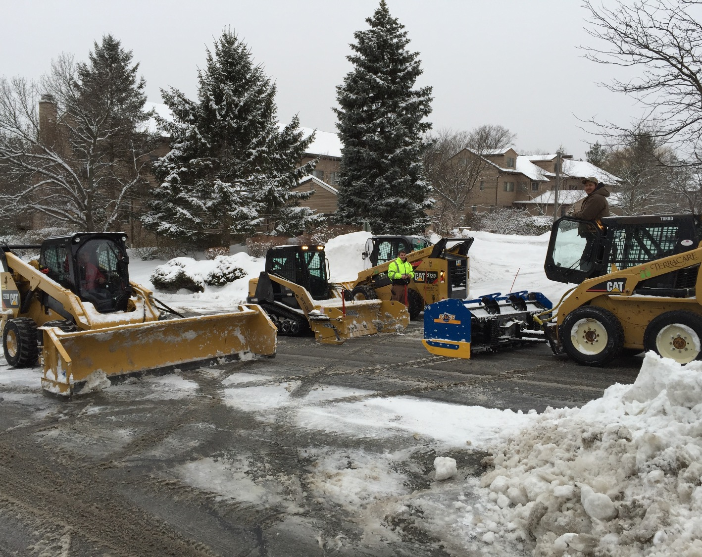 Commercial Snow & Ice Management