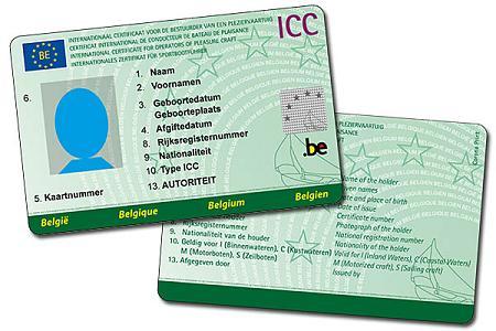 ICC vaarbewijs