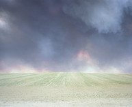 Smoke Over Wheatfield