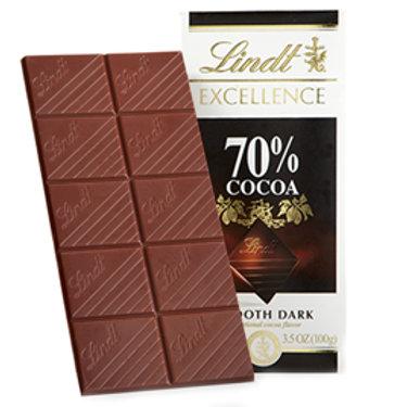 Lindt Excellence 70% COCA 100g