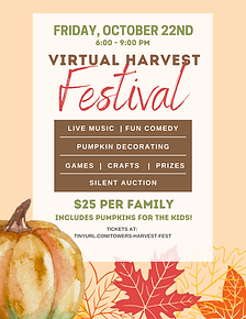 Towers Harvest Festival Flyers and Poster.png