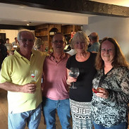 Karen and Mark with customers Aug 2018.j