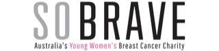 So Brave Logo with tagline