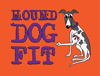 Hound dog fit Toowoomba