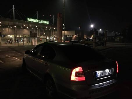 Karviná - Katowice Airport