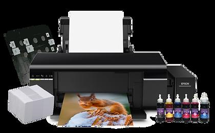 Epson L805 Card Priter
