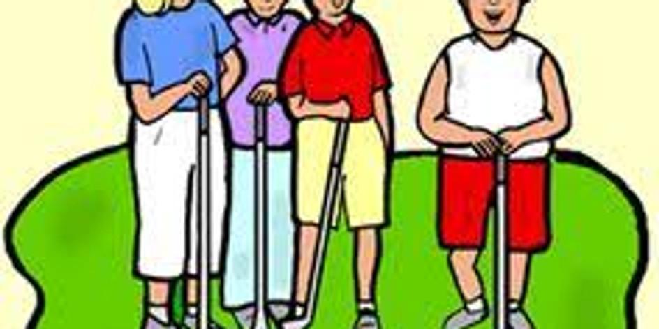 Woodswomen Weekend Golf - May 22